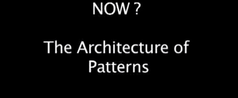 The Architecture of Natural Patterns