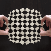 Shape-shifting sheets
