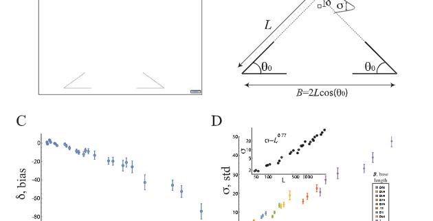 The statistical shape of geometric reasoning