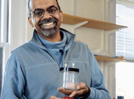 A Scientist Who Delights in the Mundane